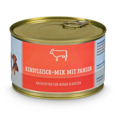 Rundvlees-Mix met pens – BAF to GO
