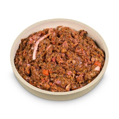 Barf KVV Juniormix kip/rund met worteltjes
