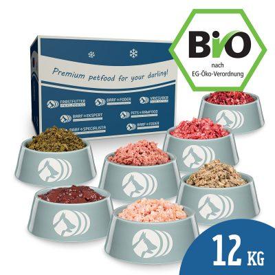 12,5 KG BIO-BARF-Compleet pakket