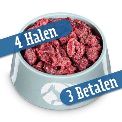 Viande de cou de bœuf - prise 4, paie 3