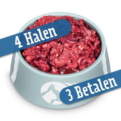 Rundvlees-mix (goulash) - neem 4, betaal 3