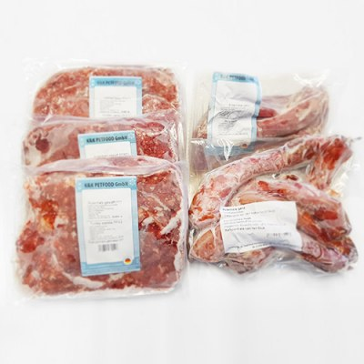 Pakje pluimveehalzen van 10 kg