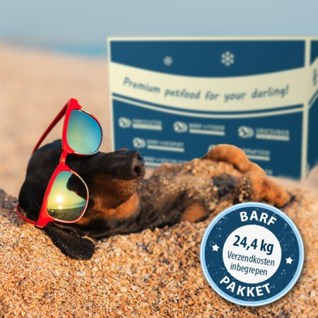 BARF-vakantiepakket