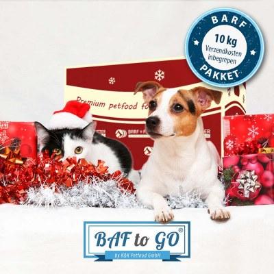 BAF to GO-kerstpakket