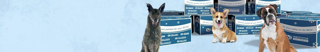 Honden barfpakketen