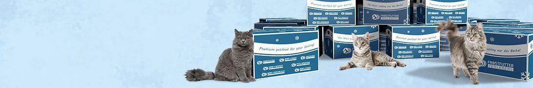 Katten barfpakketen